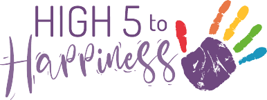 High 5 to Happiness Logo