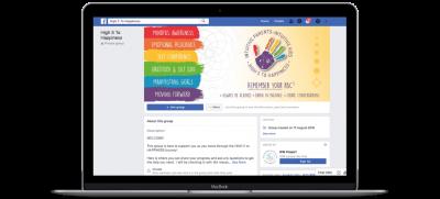 Bonus # 3 Lifetime access to the HIGH 5 Facebook group.
